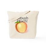 Imbush Peach! Tote Bag