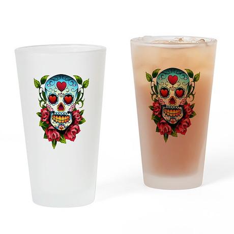 muertos.png Drinking Glass