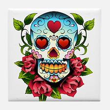 muertos.png Tile Coaster
