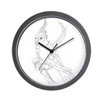 Cockatoo Parrot Cockatiel Bird Wall Clock