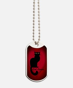 Cat Lover Dog Tags Cat Lover Dog Tags