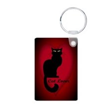 Cat Lover Fat Cat S Cat A Keychains