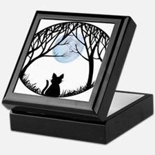 cat lover Keepsake Box