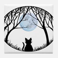 Cat Lover Cat Art Cat Tile Coasters Cat Decor Tile