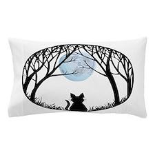 Cat Lover Fat Cat Decor Cat Pillow Case