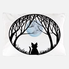 Cat Lover Fat Cat Decor Cat Pillow Case