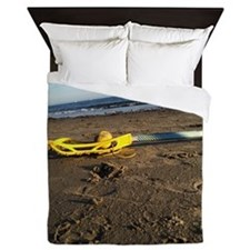 Lacrosse Beach Stick Queen Duvet