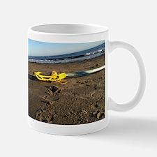 Lacrosse Beach Stick Mugs