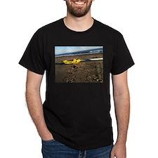 Lacrosse Beach Stick T-Shirt