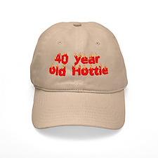 40th Birthday Baseball Cap