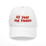 40 year olds Classic Cap