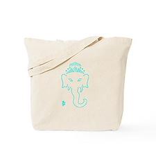 Ganesha dark Tote Bag
