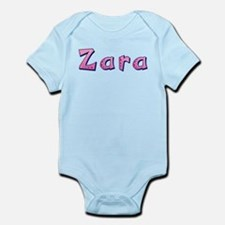 Zara Pink Giraffe Body Suit