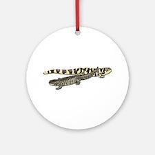 Tiger Salamanders Ornament (Round)