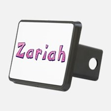 Zariah Pink Giraffe Hitch Cover