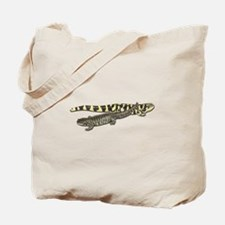 Tiger Salamanders Tote Bag