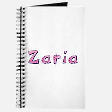 Zaria Pink Giraffe Journal
