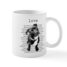 Pit Bull Love Mugs