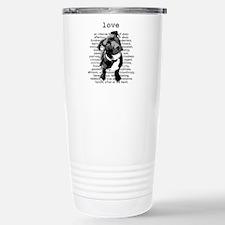 Pit Bull Love Travel Mug
