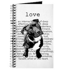 Pit Bull Love Journal