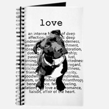 Pit Bull Love Journal