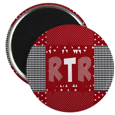 Houndstooth..RTR Magnets