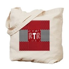 Houndstooth..RTR Tote Bag