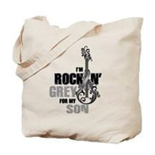 RockinGreylFor Son Tote Bag