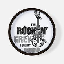 RockinGreylFor Mom Wall Clock