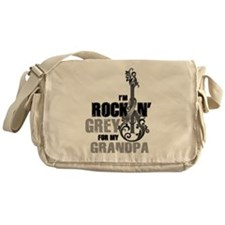 RockinGreylFor Grandpa Messenger Bag