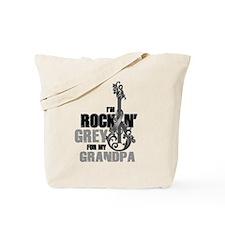 RockinGreylFor Grandpa Tote Bag