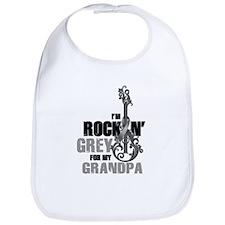 RockinGreylFor Grandpa Bib
