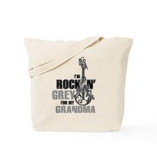 RockinGreylFor Grandma Tote Bag