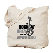 RockinGreylFor Granddaughter Tote Bag