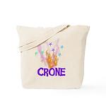 Crone Tote Bag