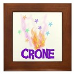 Crone Framed Tile