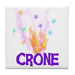 Crone Tile Coaster