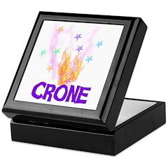 Crone Keepsake Box