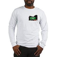 E 242 St, Bronx, NYC Long Sleeve T-Shirt
