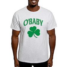 OBaby Irish Shamrock T-Shirt