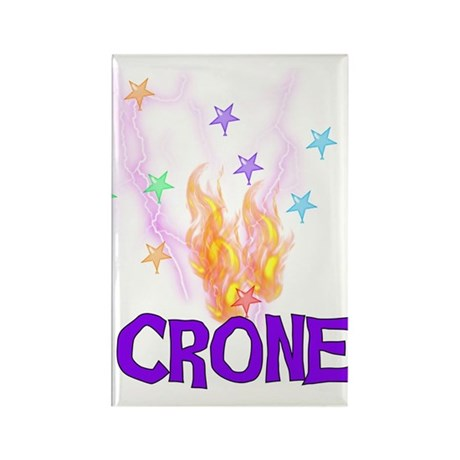 Crone Rectangle Magnet