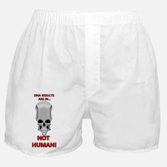 not human Boxer Shorts