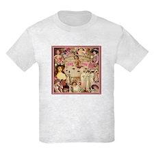 Pink Ladies Kids Light T-Shirt