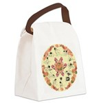 Leonberger Dogs Canvas Lunch Bag