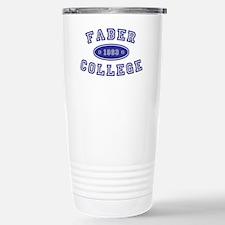 Faber College Travel Mug