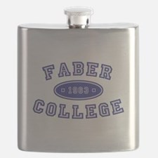 Faber College Flask