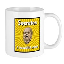 Socrates' Beautiful Mind Mug