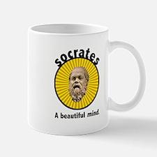 Socrates' Beautiful Mind Mug