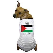 Cool Palestine Dog T-Shirt