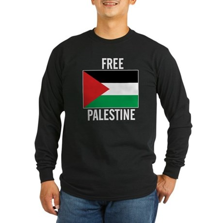 freepalestine Long Sleeve T-Shirt